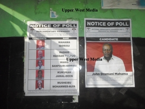 NDC Primary Polls In Ghana