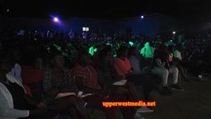 wiyaala concert wa community center